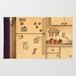 Kitchen Floor Rug