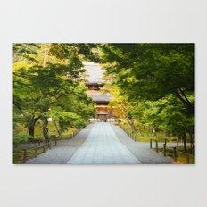 Nanzenji Temple in Kyoto, Japan Canvas Print
