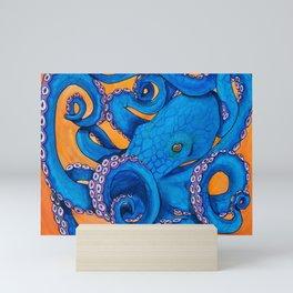Octopus Mini Art Print