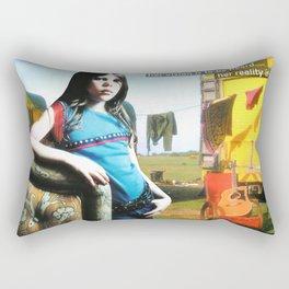 Star Powerless Rectangular Pillow