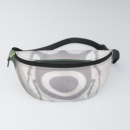 Beetle Curtain Fanny Pack