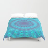 indie Duvet Covers featuring Indie by Ziggy Starline