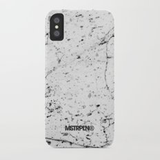 Speckle Marble Print iPhone X Slim Case