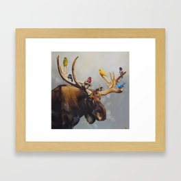 Charles Framed Art Print