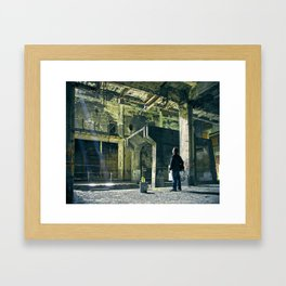 Amidst Framed Art Print