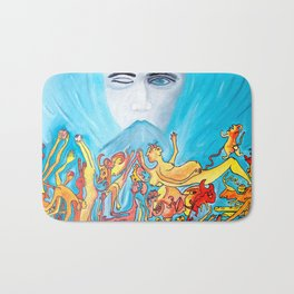 Demonii Bath Mat