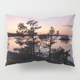 Magic of the evening Pillow Sham