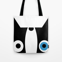 Boogie Face Tote Bag