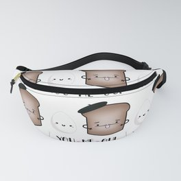 You, Me, Oui Fanny Pack