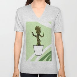 BabyGroot Unisex V-Neck