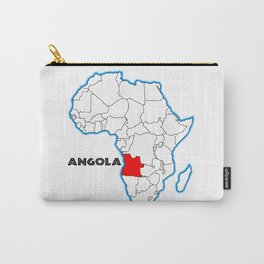 Angola Carry-All Pouch