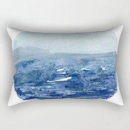 Around the Ocean Rectangular Pillow