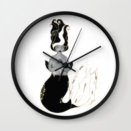 The Intangible Wall Clock