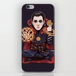 Doctor Stranger iPhone Skin