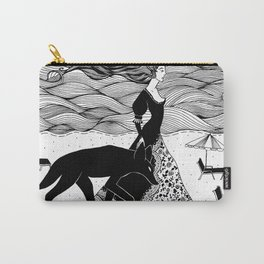 October walking Carry-All Pouch