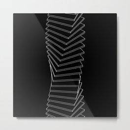 INF_SQRS Metal Print