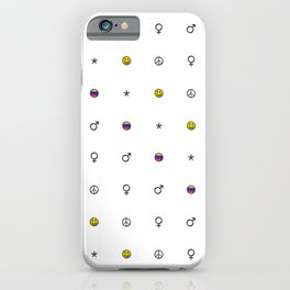 Gender-Shirt and more iPhone Case