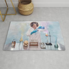 Mad Science Rug