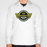 military Hoodies featuring Gummer's military surplus by Buby87