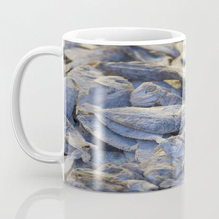 Dried Fish Coffee Mug
