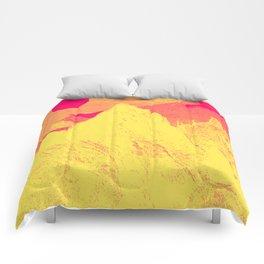 Hast thou no voice, O Peak Comforters