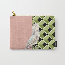 Cockatoo Vibes Carry-All Pouch