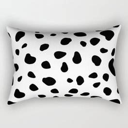 Dalmatian Dog Rectangular Pillow