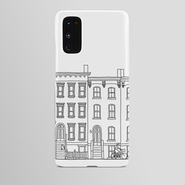 blocks of Brooklyn Android Case