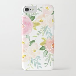 Floral 02 iPhone Case