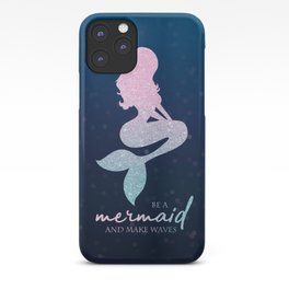 Mermaid #1 iPhone Case