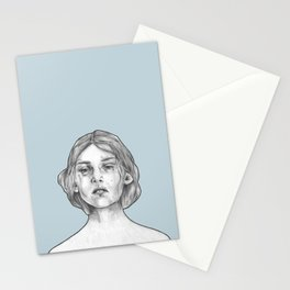 Art Noveau Stationery Cards