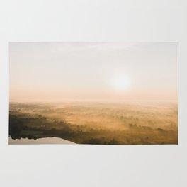 Kentucky Dawn from the Air Rug