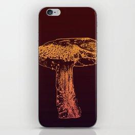 Mellow Mushroom iPhone Skin