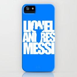 Name: Lionel iPhone Case