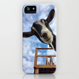 Stella the Goat iPhone Case