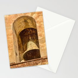 Church Bell Oaxaca, Mexico Stationery Cards