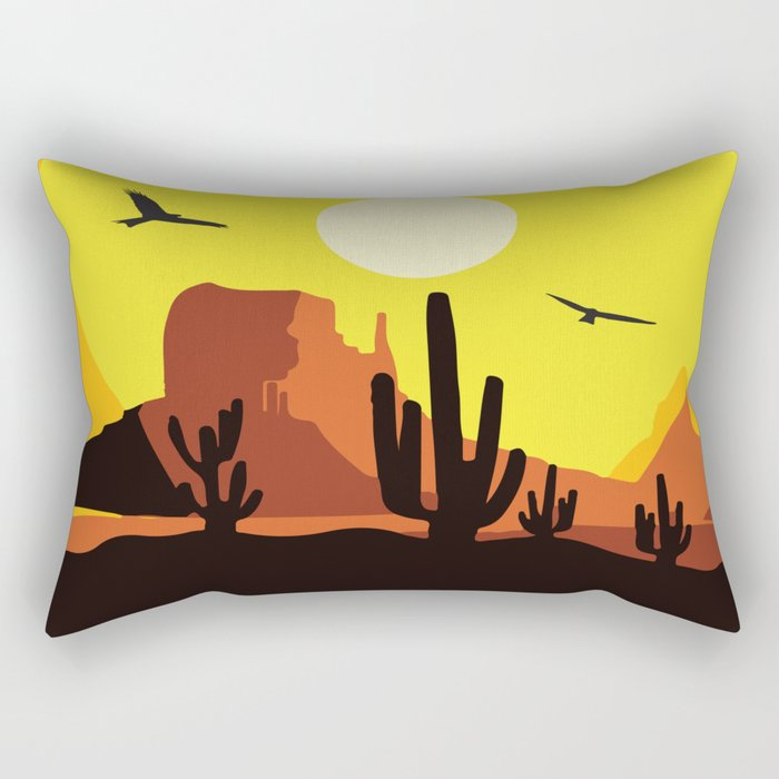 My Nature Collection No. 27 Rectangular Pillow