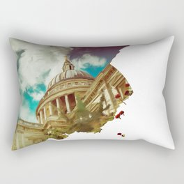 St. Paul's cathedral Rectangular Pillow