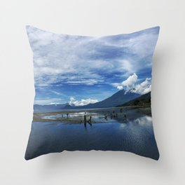 Atitlan Serentiy Throw Pillow