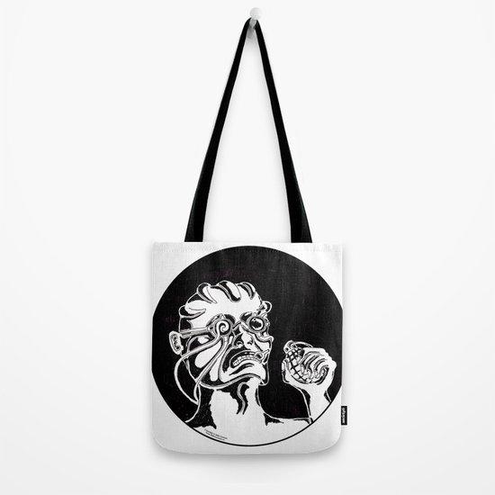 Mr. K - War Tote Bag