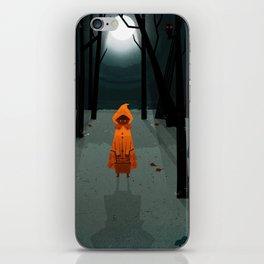 Woods Girl iPhone Skin