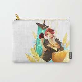 See You in the Country - Transistor Carry-All Pouch