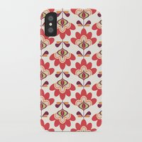 bianca green iPhone & iPod Cases featuring Bianca by Just Kate Designs