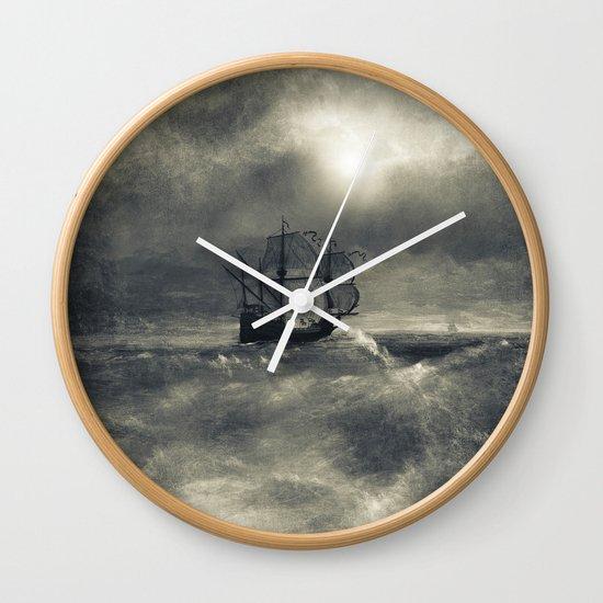 Chapter III Wall Clock