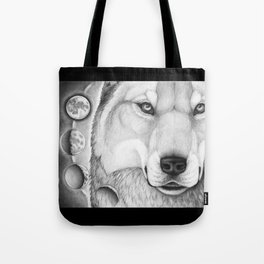 Chained By Luna Tote Bag