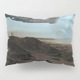 Mothership Pillow Sham