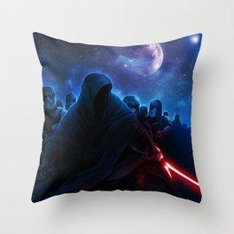 Darkside Clan Throw Pillow