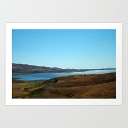 Wayside View Art Print