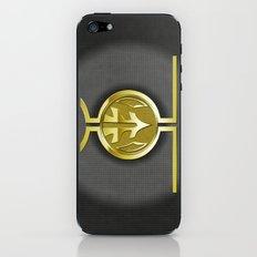 White Ranger Vest iPhone & iPod Skin