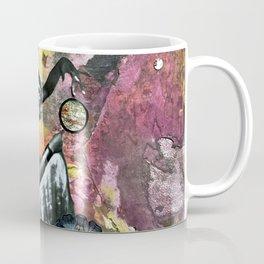 She Asked Coffee Mug
